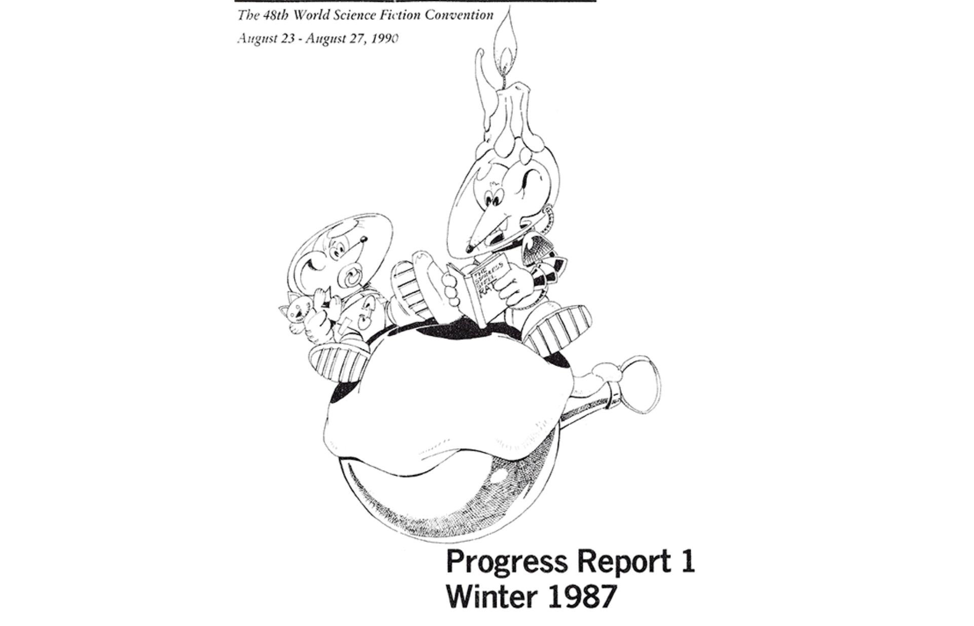 Progress Report 1 - Winter 1987